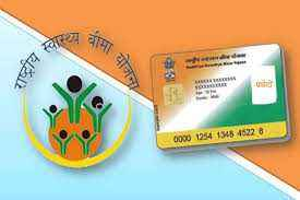 National Health Security Insurance - RSSBY Card