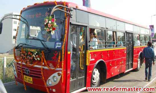 MP Ki Apni Bus Yojana