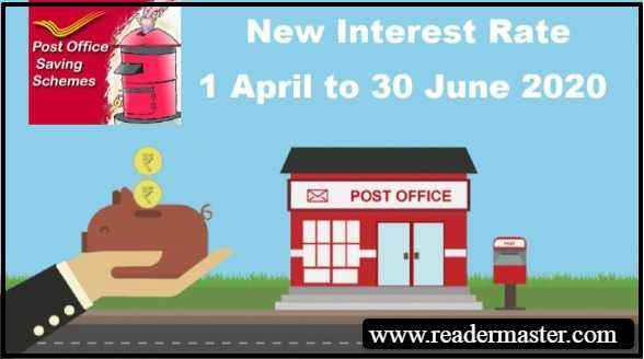 Check Post Office Savings Schemes New Interest Rate